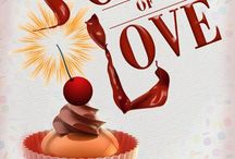 """Food of Love / """"If Shakespeare had spent more time with women, he'd have known the food of love isn't music; it's chocolate""""...Princess Regina of San Montinaro"""