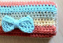 Wallet crochet