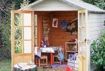 Outdoor Playroom