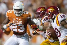 Texas Football vs. Iowa State [Oct. 15, 2016] / The Longhorns (3-3, 1-2) return to a warm welcome at Darrell K Royal-Texas Memorial Stadium, defeating the Cyclones (1-6, 0-4) 27-6 after a month-long stretch on the road.