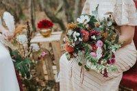Autumn Romance at Anderson Hill / Autumn Wedding Palette