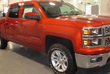 new Chevy Trucks