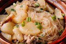 Asian stew & braised dishes