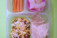 Sandwiches are boring...{Kids' Lunches}