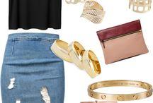 Fashion Creations / Expressing my fashion dreams via Polyvore