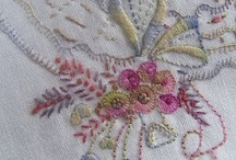 Embroidery/fabric details