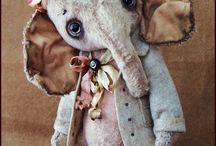 Слоники, мишки. / Интересное из интернета.