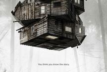 Horror DVD's / by Carpenter & Horne Libraries