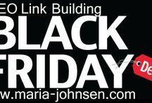 Black Friday SEO / Black Friday SEO discount