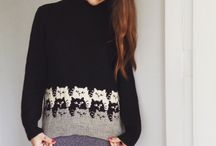 Кошачьи свитера