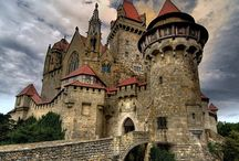 travel | castles / castles to visit all over the world!