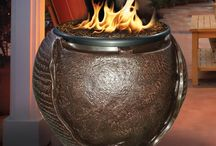 Baby, It's (Not) Cold Outside / Use one of our fire pits to keep warm in your backyard — even on chilly nights.