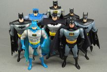 Batman ~action figures/statuen