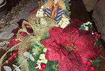 moje vianocne dekorácie