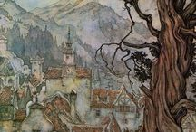 Artwork Anton Pieck