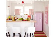 Dreamy Home / A little modern - nice and clean.  A little vintage...full of character. / by Nelda Rocha
