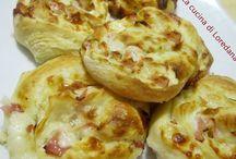Cucina Pizze - antipasti -