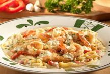 Pasta:  total comfort food / Pasta can create flair to any meal