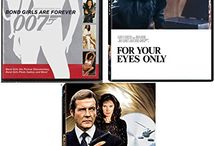 James Bond / A collection of James Bond themed items found on Niftywarehouse.com