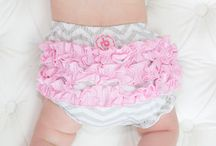 Ruffle Buns / Perfect for any little girl! Make those little buns, ruffled buns with our signature Ruffle Buns bloomers!  www.rufflebuns.com / by Mother's Lounge