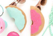 Sunglasses cases..