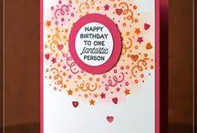 SU Designer Tin of Cards