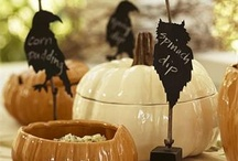 Holiday Decor - Halloween / decor ideas for Halloween / by Michelle McClure