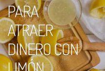 Atraer $ con limón