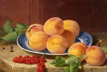 дари матiнки землi / фрукты, ягоды, овощи, орехи, семечки, травы