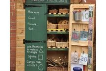 Counting shed / Outdoors