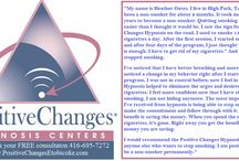Hypnosis/Personal Coaching / Using hypnotherapy and powerful personal coaching to help others in their quest to be their best http://www.PositiveChangesEtobicoke.com  http://www.InnerOuterYou.com