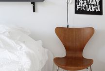 Arne Jacobsen / Creațiile lui Arne Jacobsen / Arne Jacobsen's work