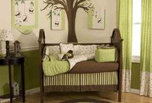 Ideas for my friends Baby Room!!! / My best friend is having a baby. . . and the room is my own little project!!!
