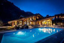 Luxury Chalet Couttet Chamonix