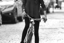 Girls on Bikes / by Sarah Clinton-Baker