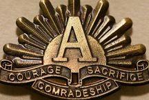Australian insignes