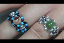 prstene video návody