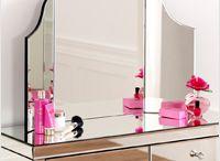 glass møbler
