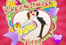 Valentine`s Day Games