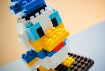 OMG Legos! / Lego ideas, DIYs, sets and manuals. / by Megz