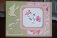 Handmade Cards- SU- Sweet Summer / Sale a bration 2013 Sweet Summer