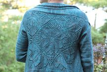 Jackety Ponchoy Cardigan-ish Things to Knit / by Julie Murphy