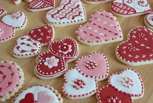 Valentin medovnicky kolaciky