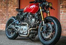 my dreams : motorbike