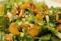 Salad ideas / by Denise Bodmer-Booker