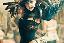 Burlesque Vintage Style