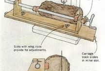 Log Sawing on Tablesaw