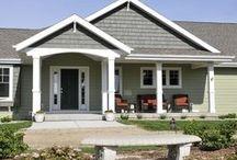 House ideas / by Kelly Mathews (Indiana Inker)