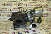 Turbocompresor Nissan / Disponemos de una amplia variedad de Turbocompresores para vehículos Nissan. Visite nuestra tienda online del Desguace Recuperauto Palafolls, provincia de Barcelona: www.recuperautopalafolls.com o llame al 93 765 04 01!
