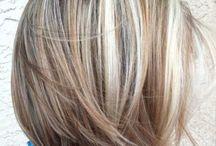 Hair ideas / by Tami Wyatt